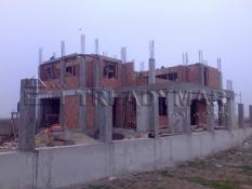 House under construction for sale   Domnesti